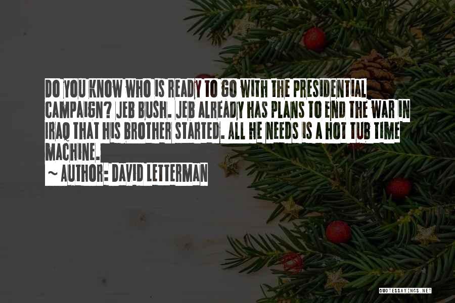David Letterman Quotes 909498