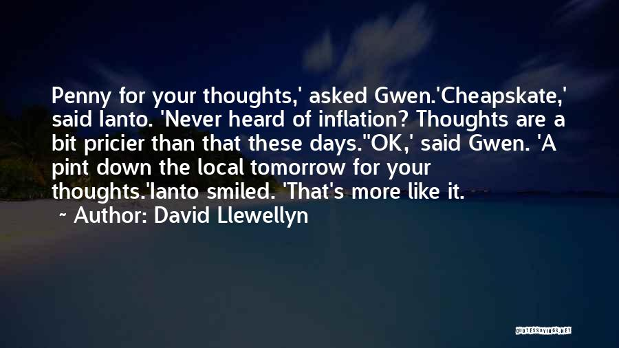 David Llewellyn Quotes 181244