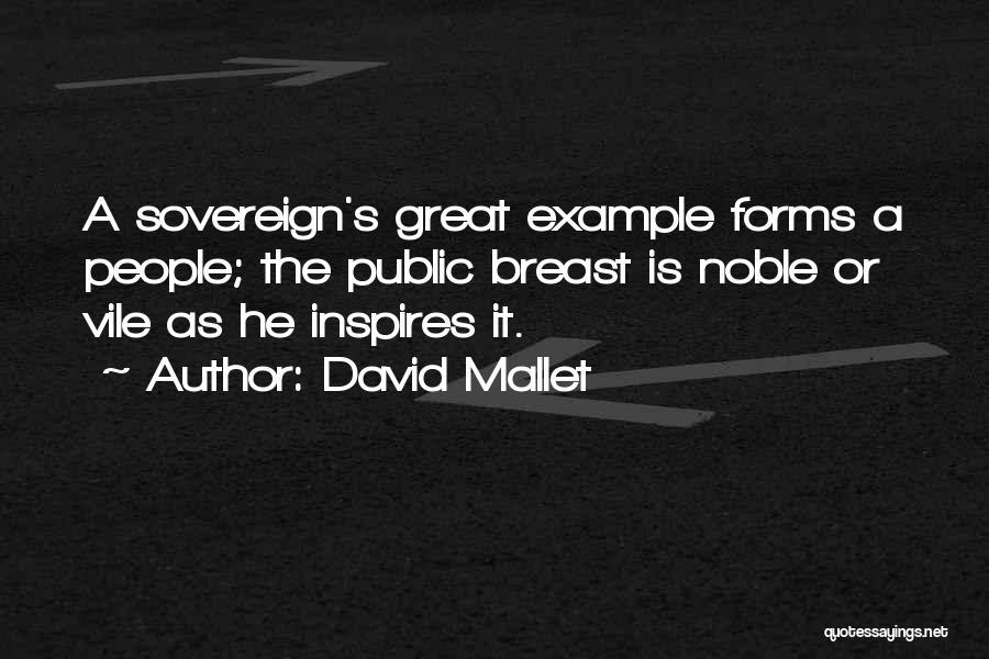David Mallet Quotes 514615