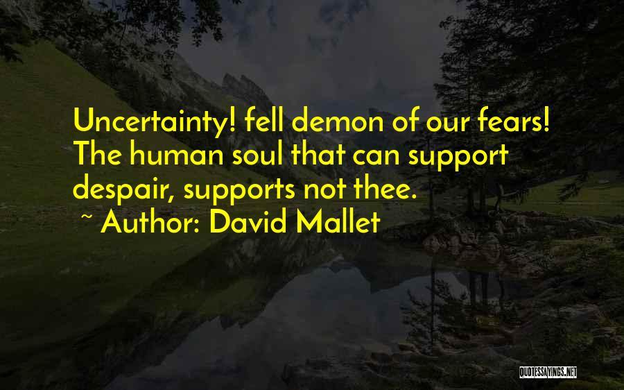 David Mallet Quotes 680836
