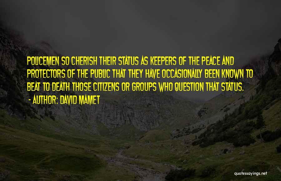 David Mamet Quotes 1177436