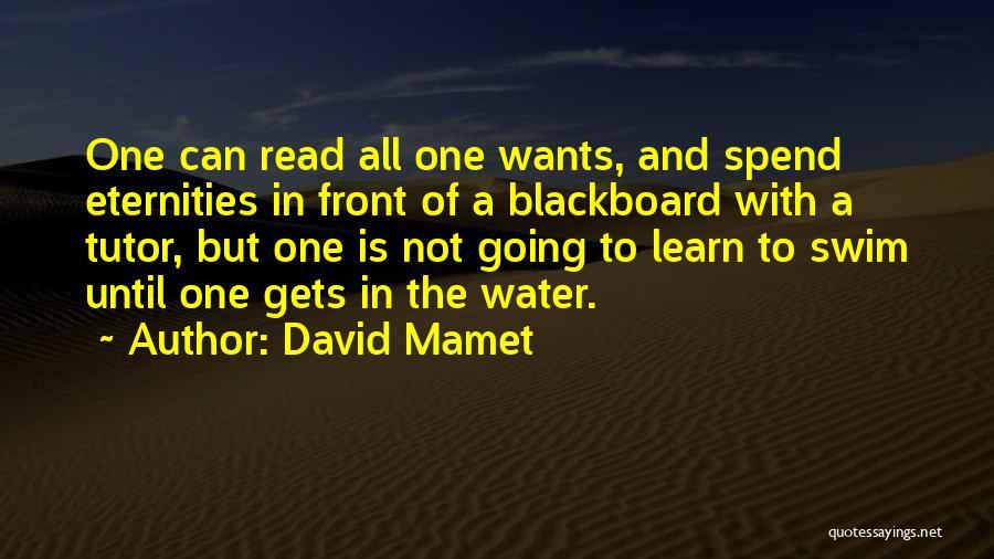 David Mamet Quotes 1230894