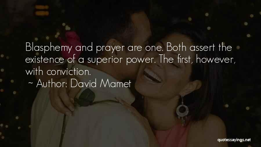 David Mamet Quotes 1302325