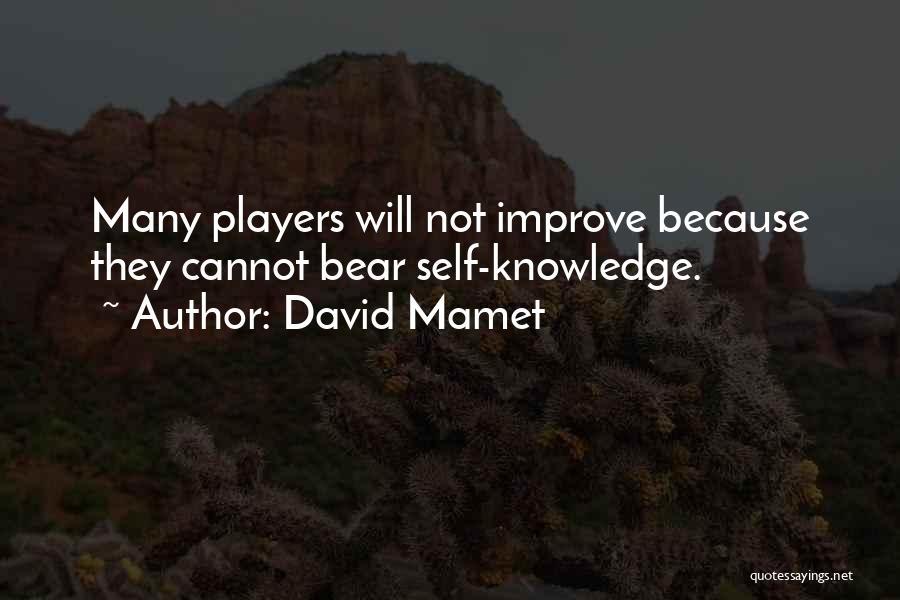 David Mamet Quotes 151133