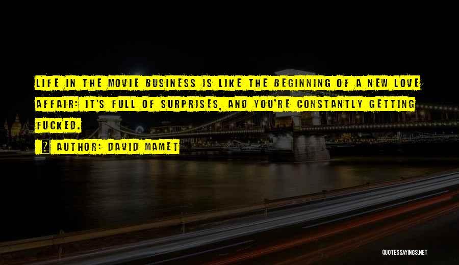 David Mamet Quotes 1706604