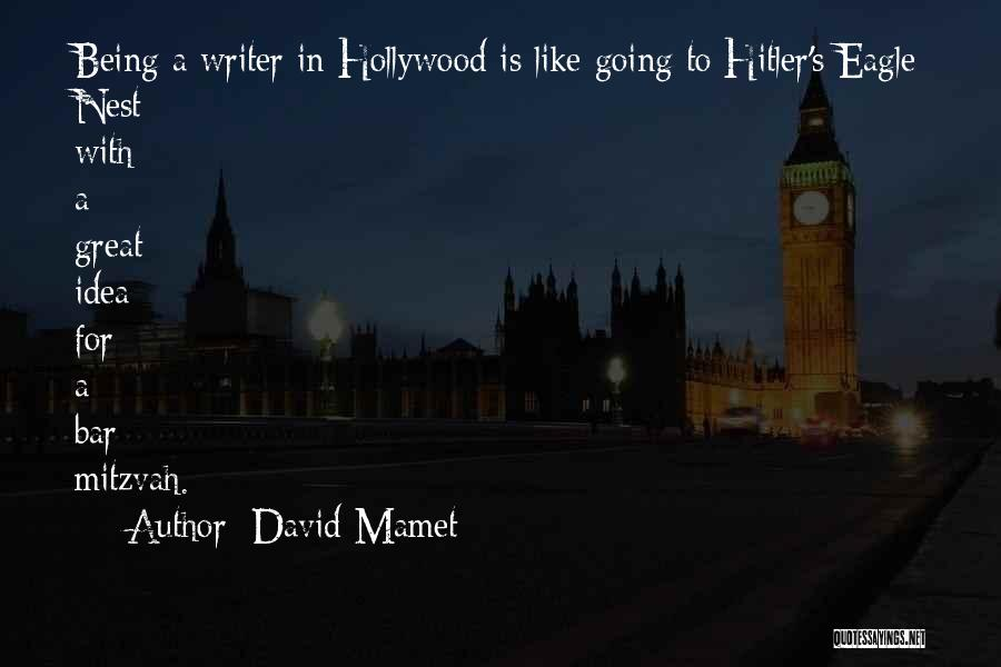 David Mamet Quotes 1874617