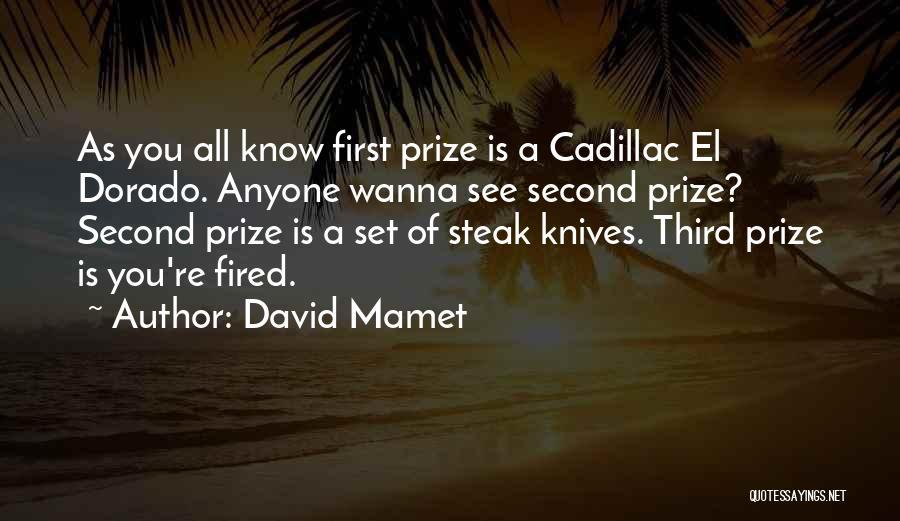 David Mamet Quotes 1954621