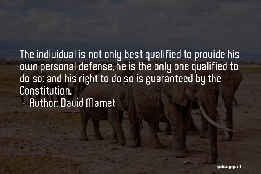 David Mamet Quotes 2209247