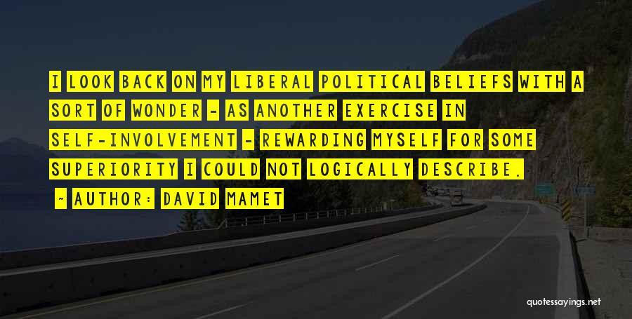 David Mamet Quotes 2230584