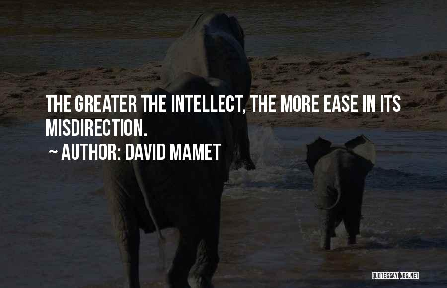David Mamet Quotes 2257751