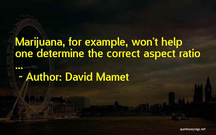 David Mamet Quotes 389612