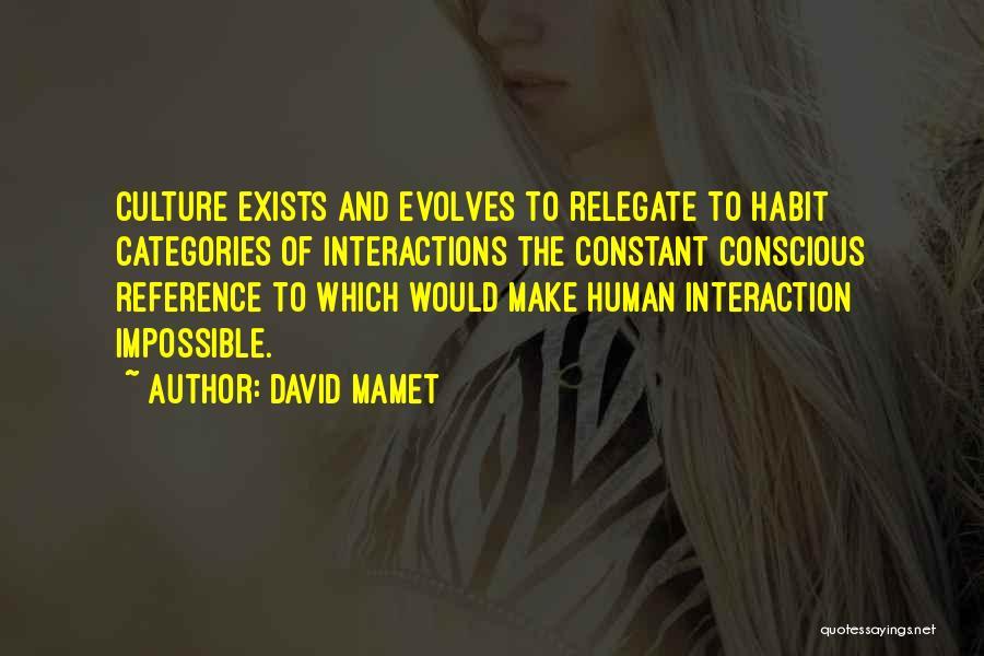 David Mamet Quotes 719838