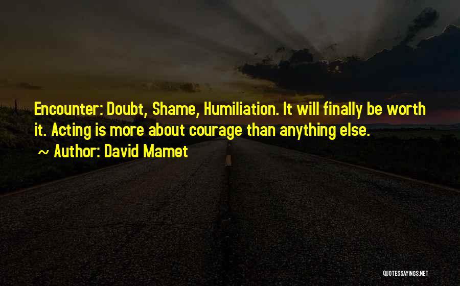 David Mamet Quotes 81416