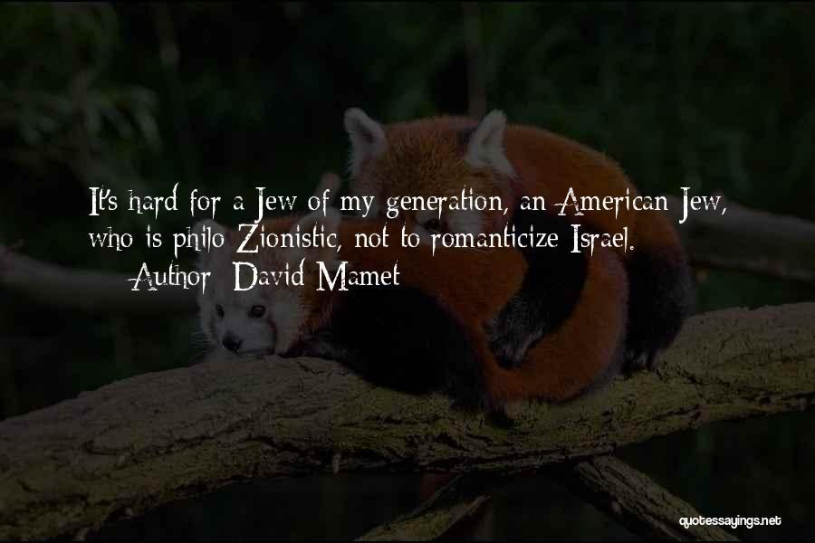 David Mamet Quotes 825267