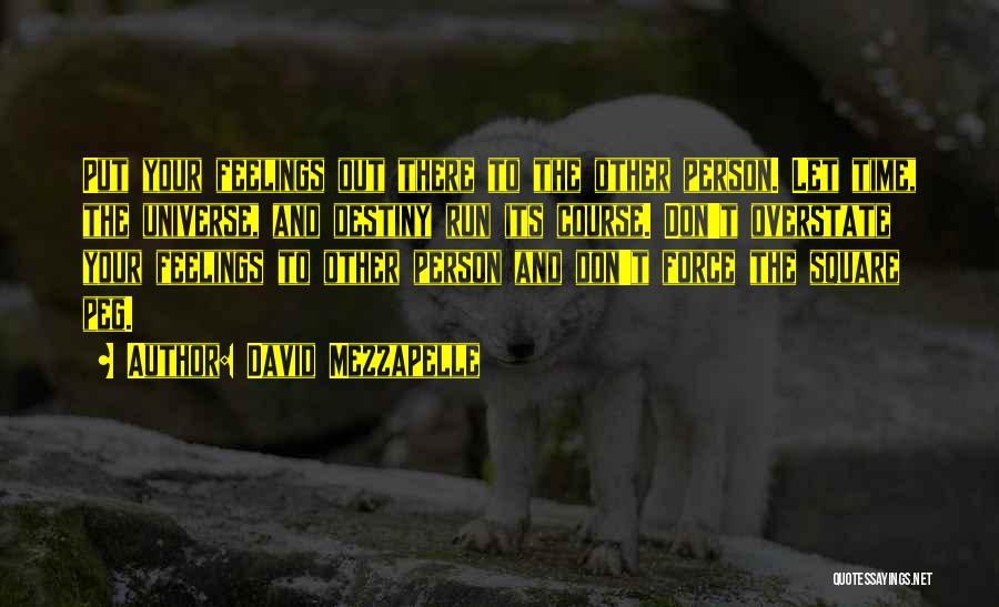 David Mezzapelle Quotes 1028562