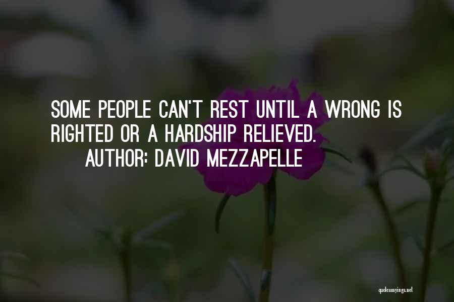 David Mezzapelle Quotes 110795