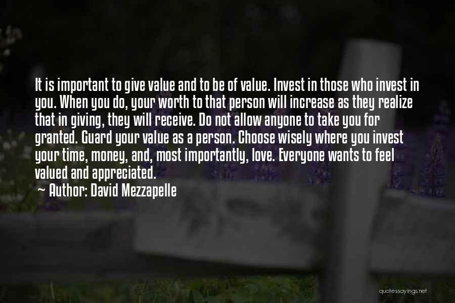 David Mezzapelle Quotes 1625159
