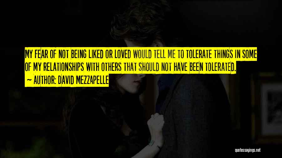 David Mezzapelle Quotes 2093946