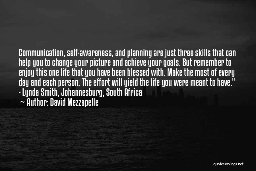 David Mezzapelle Quotes 546813