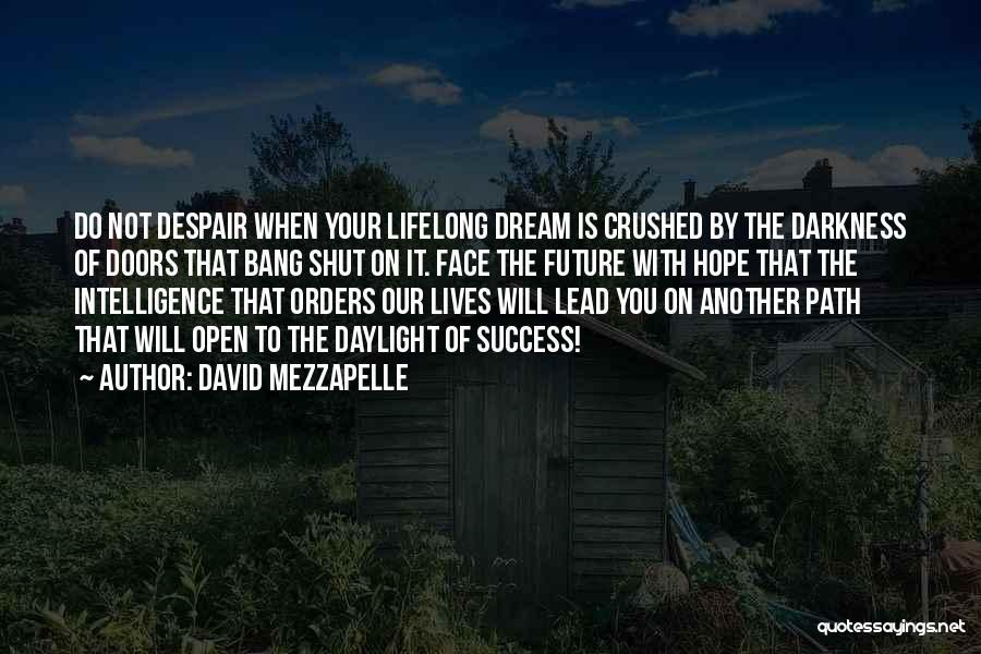 David Mezzapelle Quotes 998851