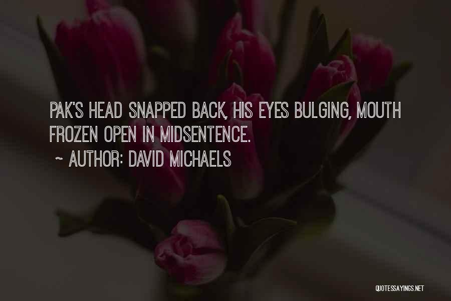 David Michaels Quotes 647147