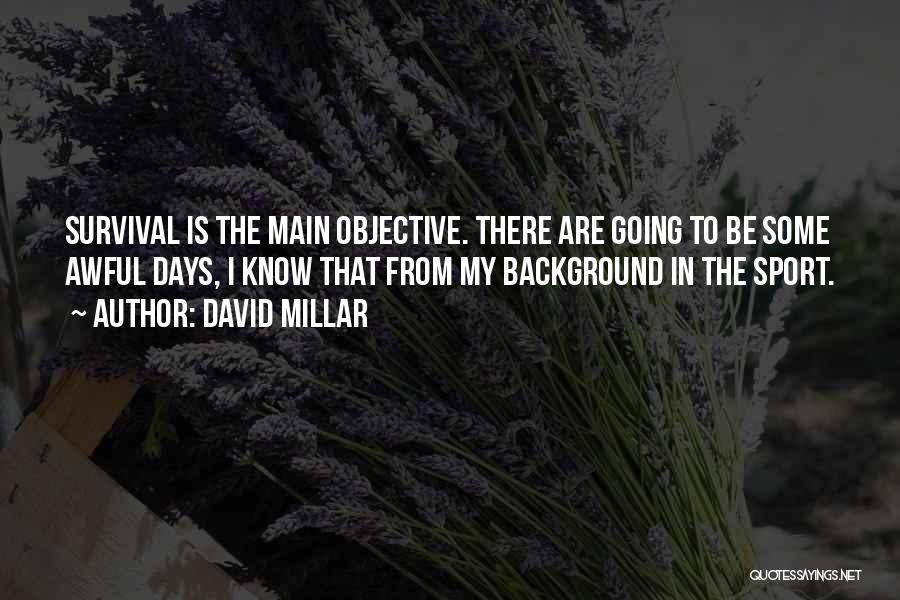 David Millar Quotes 1007388