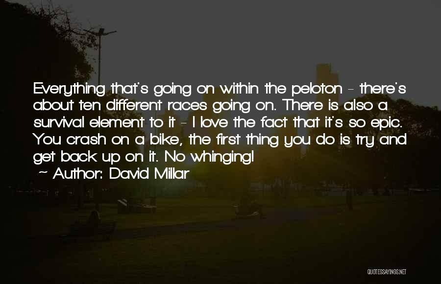 David Millar Quotes 1101914