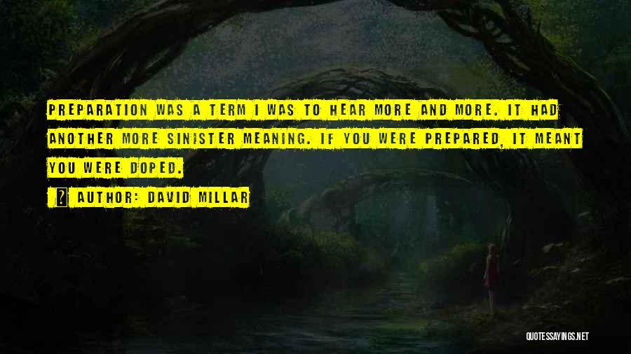 David Millar Quotes 1234651