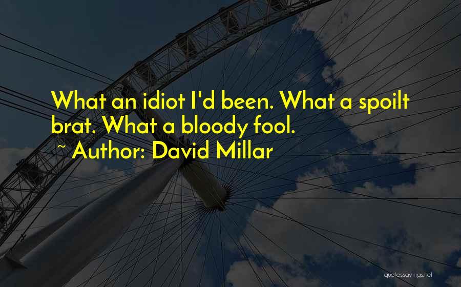 David Millar Quotes 1535427