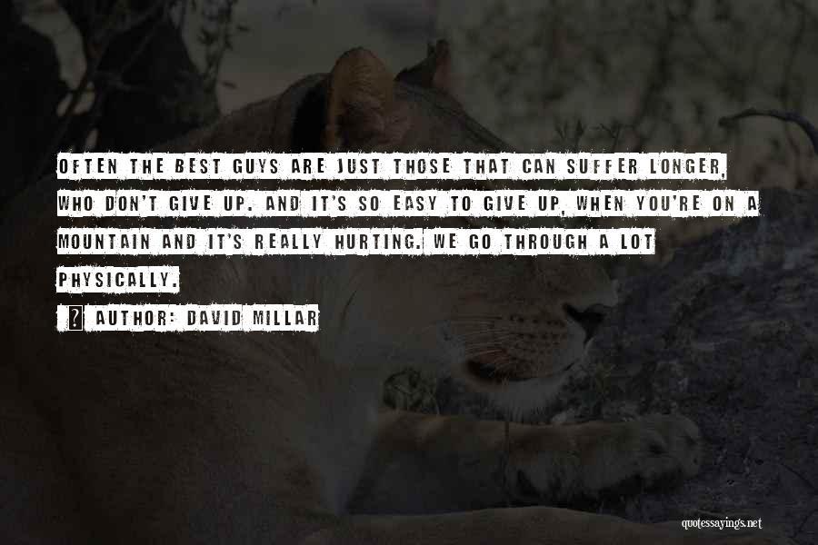 David Millar Quotes 1736948