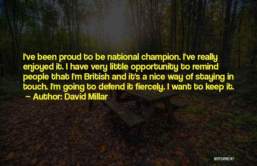 David Millar Quotes 1964061