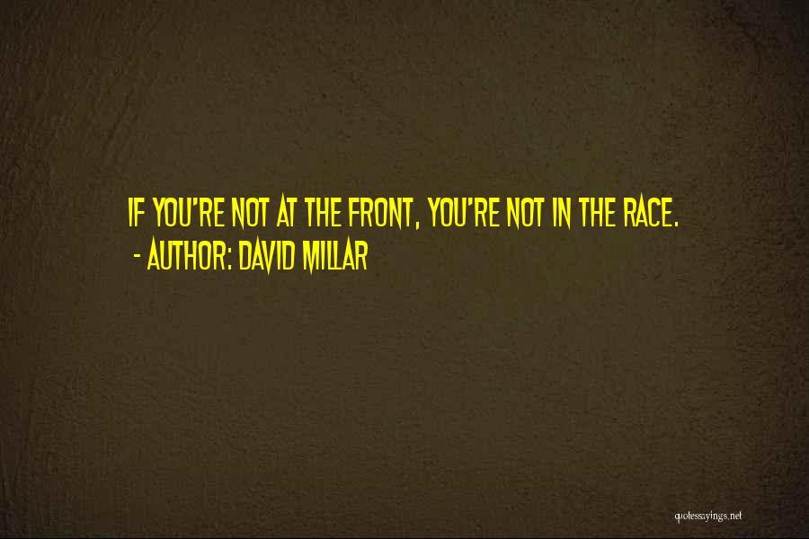 David Millar Quotes 2105777