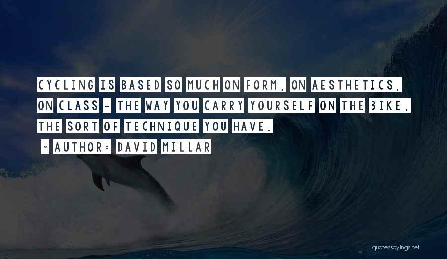 David Millar Quotes 2153492