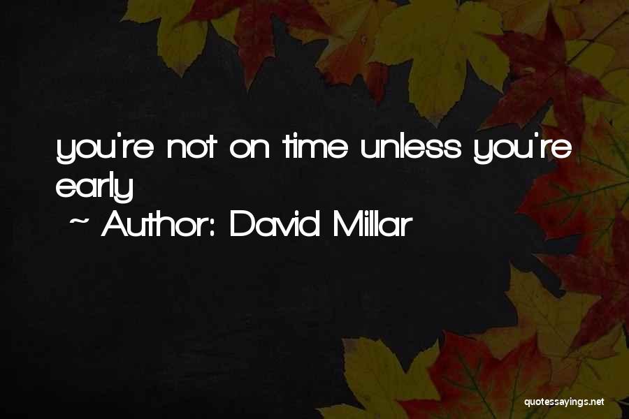 David Millar Quotes 2263304