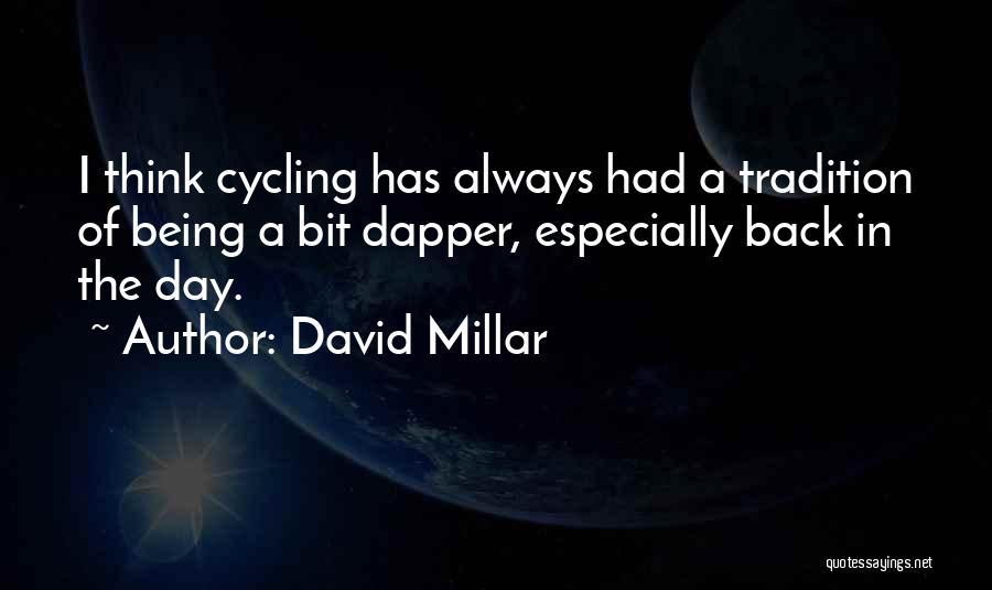 David Millar Quotes 903570