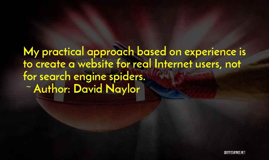 David Naylor Quotes 677958