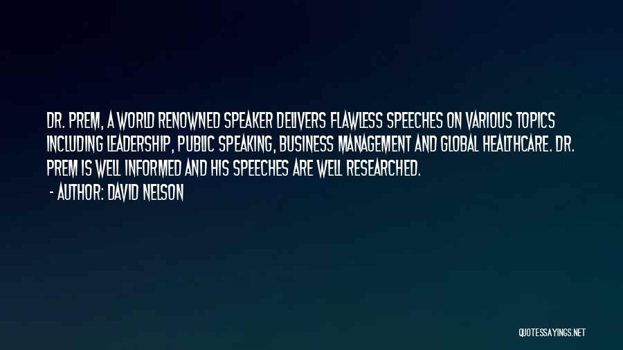 David Nelson Quotes 506758