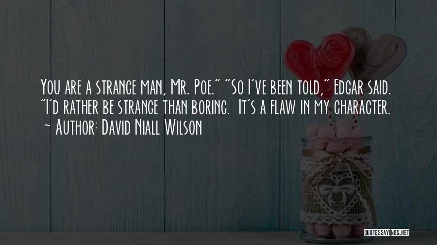 David Niall Wilson Quotes 1786639