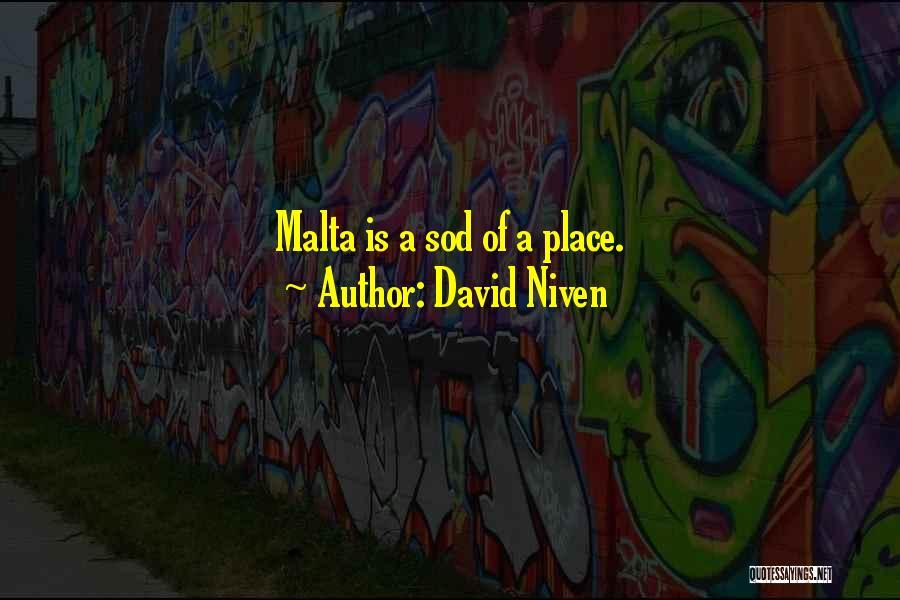 David Niven Quotes 1018520