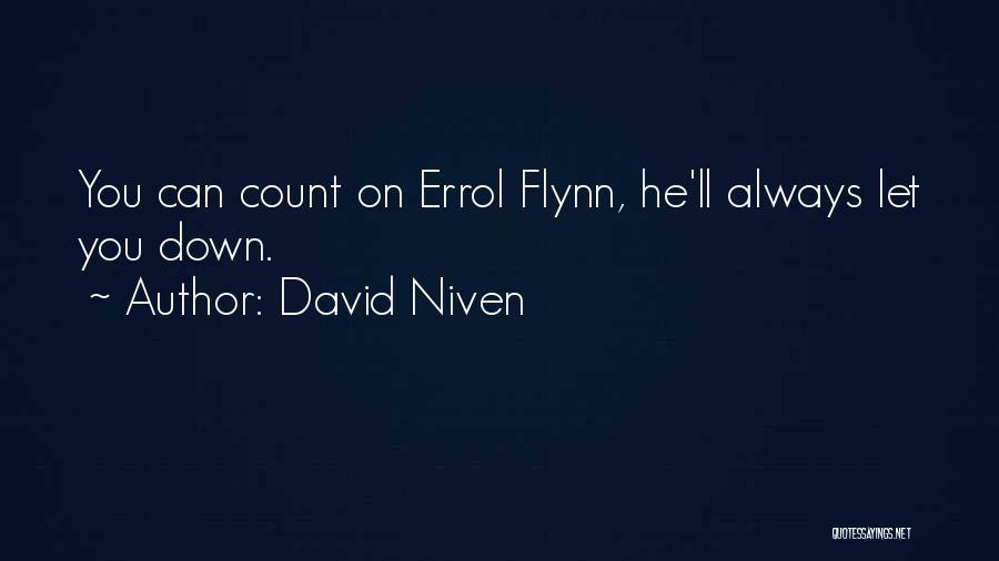 David Niven Quotes 1086569