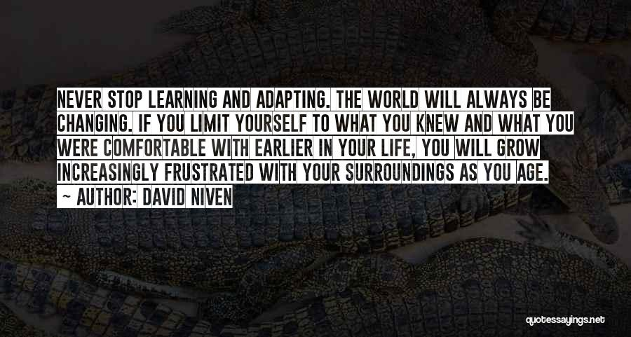 David Niven Quotes 1581471