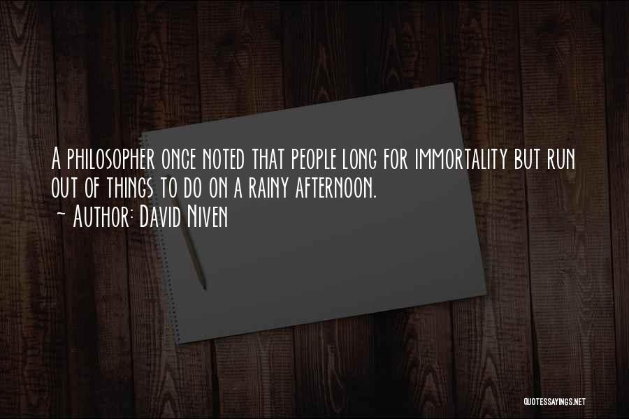 David Niven Quotes 1731279