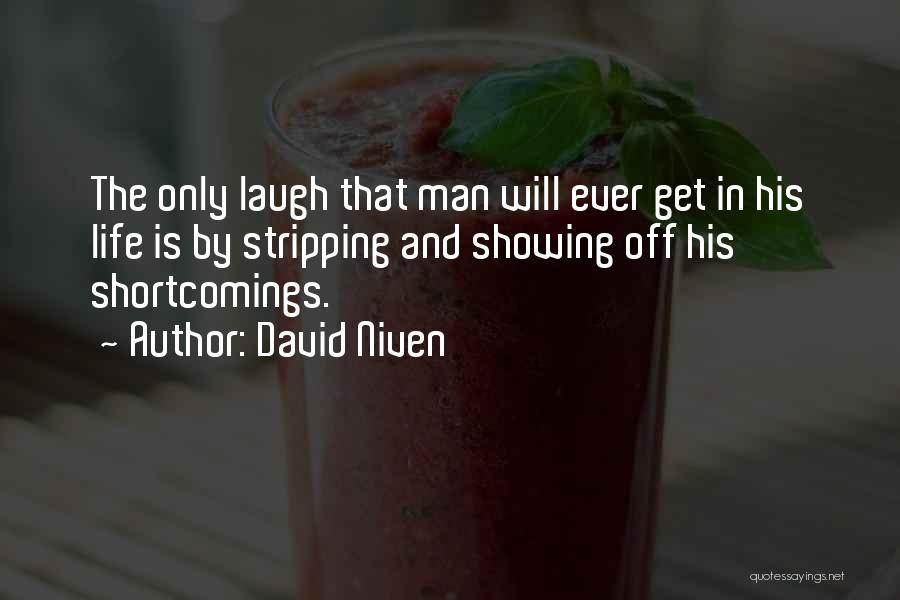 David Niven Quotes 206017