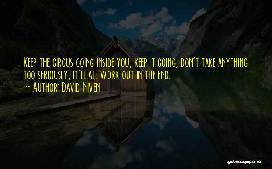 David Niven Quotes 2126910