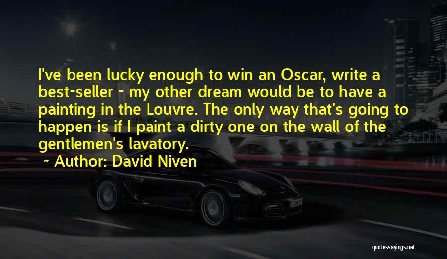 David Niven Quotes 2170298