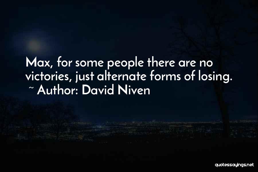 David Niven Quotes 408217