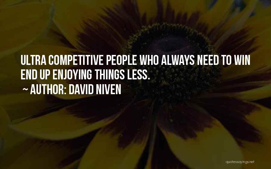David Niven Quotes 701855