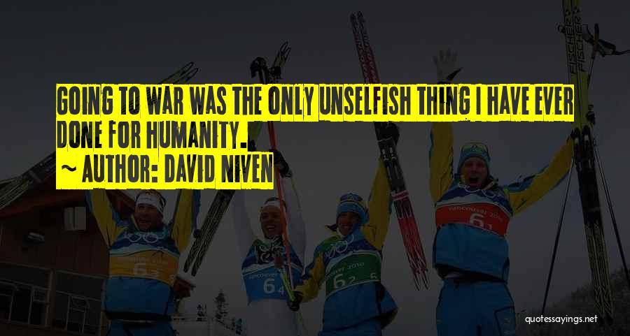 David Niven Quotes 777124