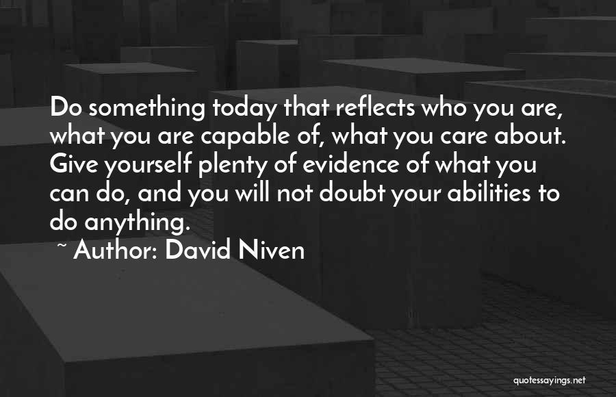 David Niven Quotes 778939