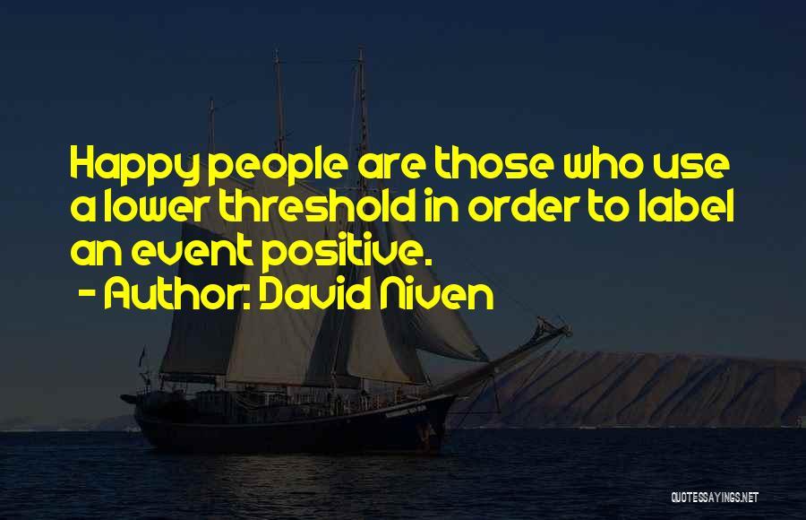 David Niven Quotes 817972